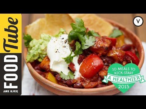 Healthy Vegetable Chilli | #10HealthyMeals | Felicitas Pizarro