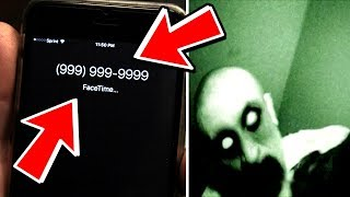 What Happens When You FaceTime (999) 999-9999 (Cursed Phone Number)