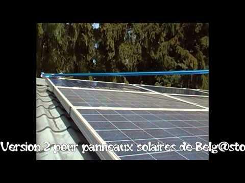Nettoyage panneaux solaires prix