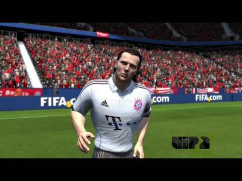 FIFA 14   Bayern player faces