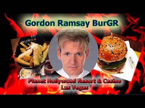 Gordon Ramsay BURGR @ Planet Hollywood, Las Vegas | Review