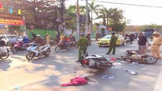 Tai nạn giao thông Kinh Hoàng
