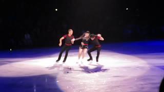Stars on Ice 2018 Maia and Alex Shibutani, Adam Rippon