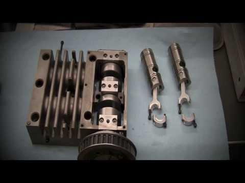 G3 Engine video 2 Glide valve technology