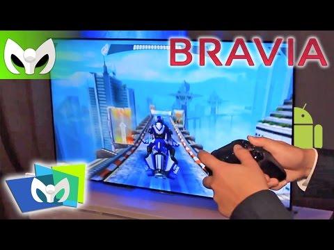 Nuevo TV Bravia SUPER FINO - Android TV @SonyLatin #CES2015