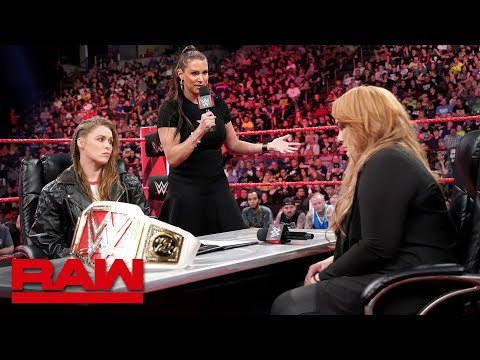Ronda Rousey vows to take Nia Jax's arm and her title: Raw, May 21, 2018 thumbnail