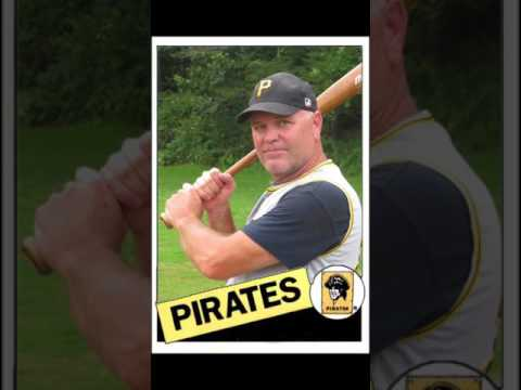Pirates Baseball Cards