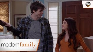 Haley and Dylan's Relationship – Modern Family