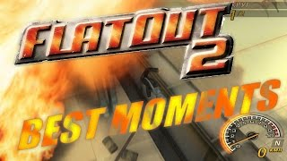 FlatOut 2 - Best Moments in Multiplayer [Michael Bay edition]