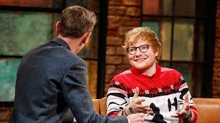 "Download Lagu ""I definitely do some weird things"" - Ed Sheeran 