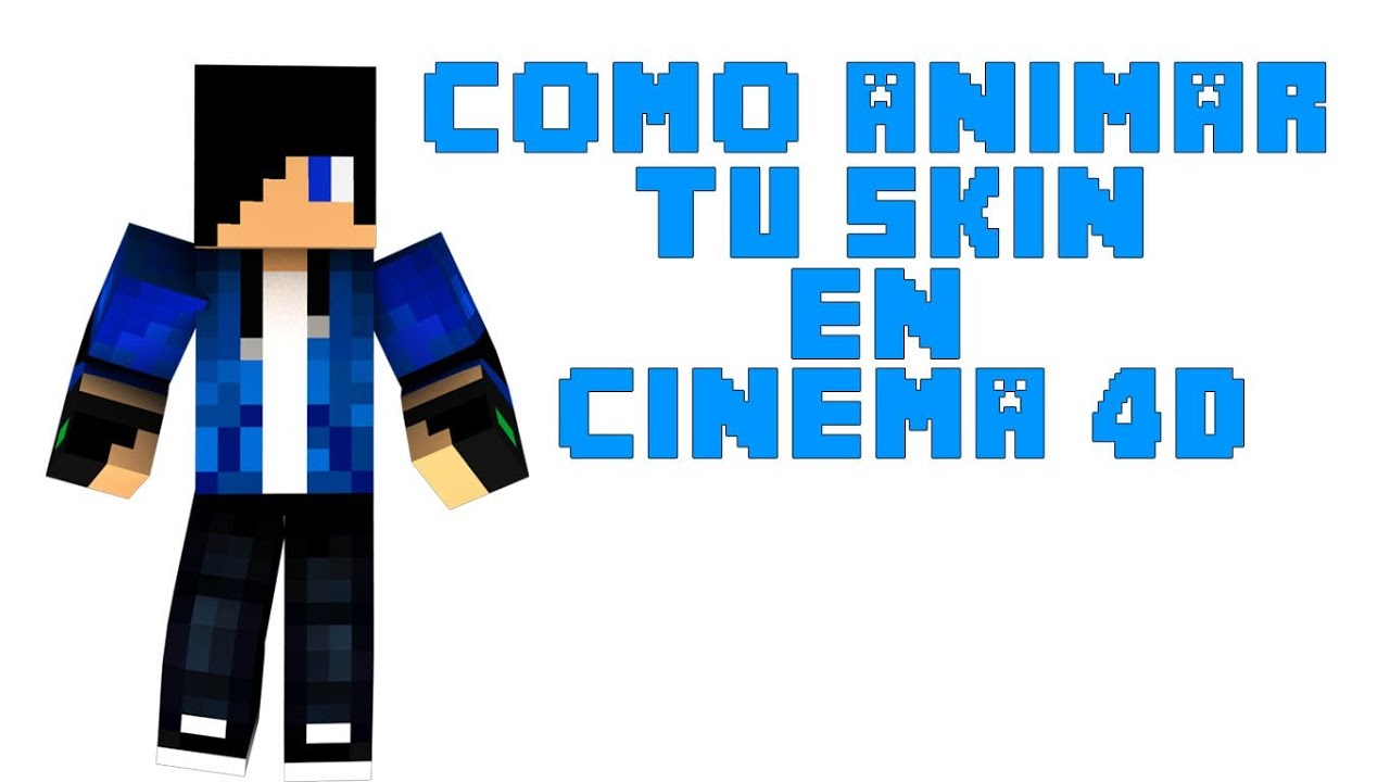 de Minecraft en Cinema 4d