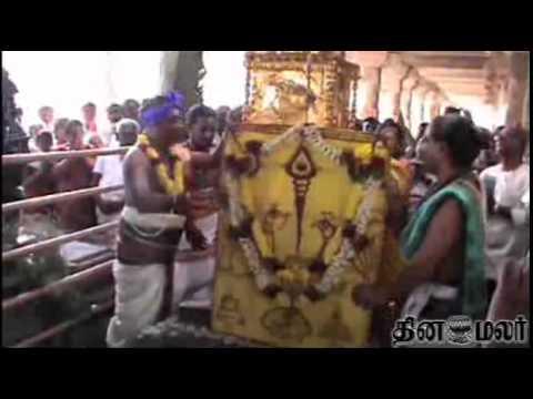 Palani Murugan Temple Video From Palani Murugan Temple