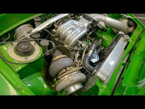 Mazda 323 13B turbo dyno - Promaz Automotive