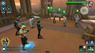 Clone Troopers are incredibly broken in the new territory war