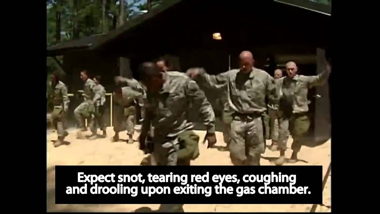 Effects Gas Chamber Surviving The Gas Chamber at