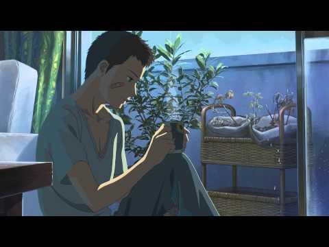 The Garden Of Words Trailer English Fan Dub Trailer
