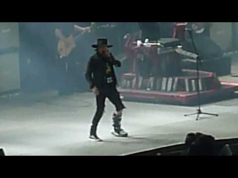 AC/DC with AXL ROSE Vienna 19.5.2016 - Rock Or Bust