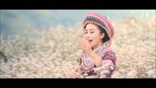 Paj Yaj (Giàng Hoa) - Xeeb Yus Pem Roob (Từ Trên Đỉnh Núi) - NEW HMONG SINGER FROM VIETNAM