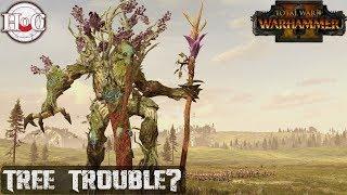 TREE TROUBLE? - Total War Warhammer 2 - Online Battle 280