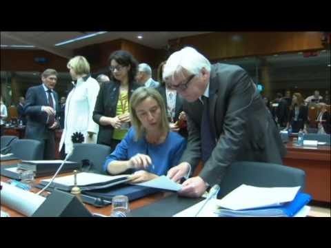 EU Backs Iran Atomic Deal: Door open for lifting economic sanctions on Tehran