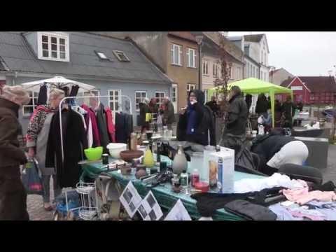 Nakskov.nu Byfest - Musik & Loppemarked