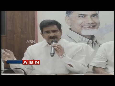 TDP Minister Devineni Uma Speaks to Media over Jagan Comments | ABN Telugu