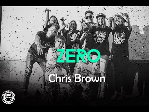 "Chris Brown ""ZERO"" - Choreography by Ruslan Shakirov"