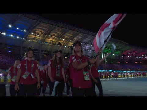Highlights from the 2017 Summer Universiade Opening Ceremonies