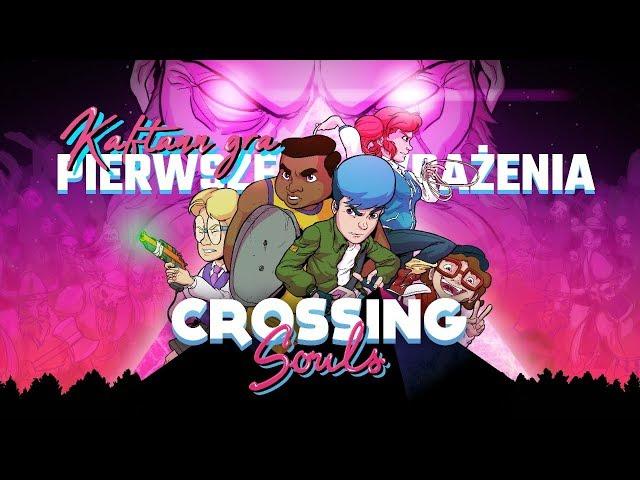 GRA NICZYM STRANGER THINGS (GIVEAWAY) - Crossing Souls (Gameplay PL)