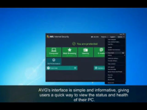 AVG AntiVirus Free 2013 Review