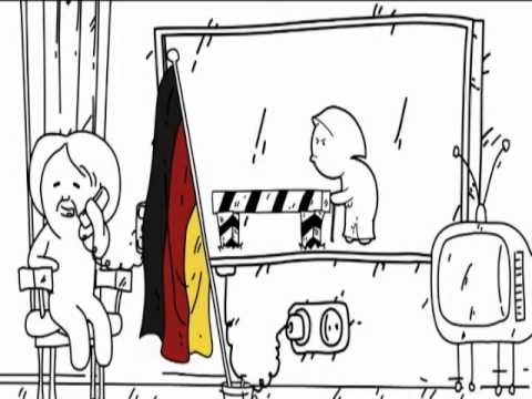 Украина и Организация Обеспокоенных Наций: мультфильм