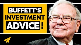 Warren Buffett: Investment Advice & Strategy - #MentorMeWarren