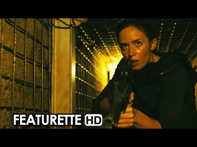 SICARIO Featurette 'Kate Macer' (2015) - Emily Blunt Crime Action Thriller HD