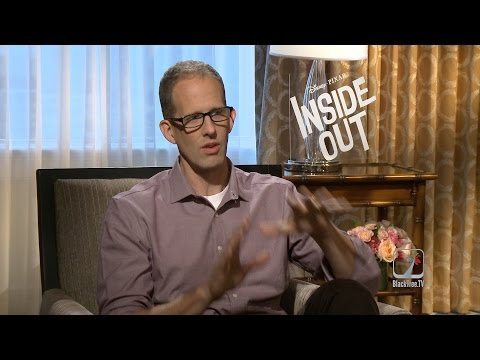 The Contenders - Best Animation - Pete Docter Interview INSIDE OUT