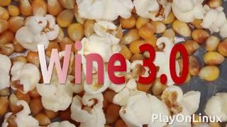 How To Use Wine 3.0 In PlayOnLinux in Ubuntu 17.10
