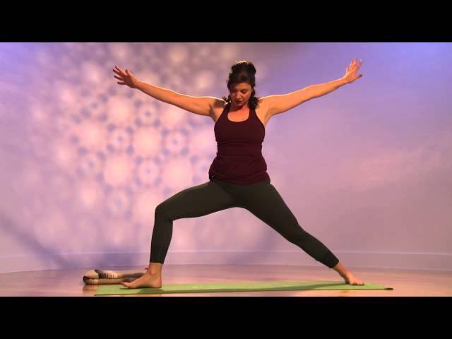 "New Yoga Practice with Gina Caputo! ""Heaven on Earth,"""