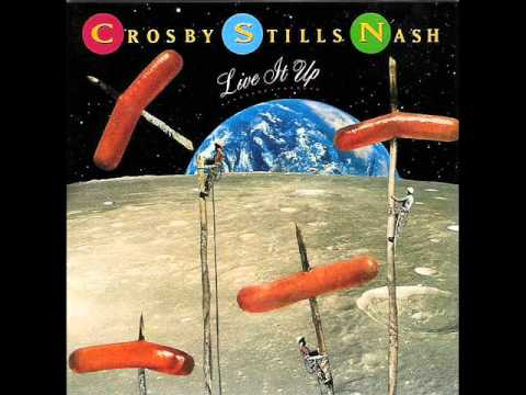 CROSBY, STILLS & NASH- Haven't We Lost Enough? (1990)