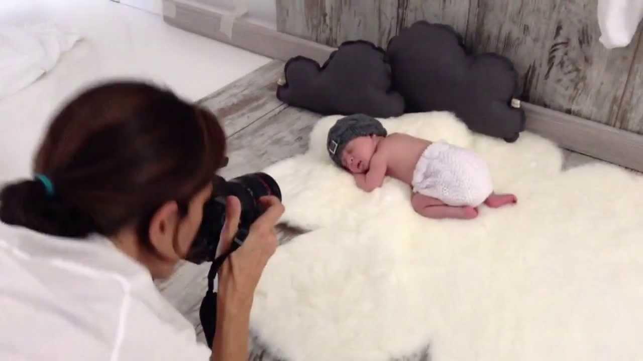 El recien nacido pijamas para bebes youtube - Ideas fotos ninos ...