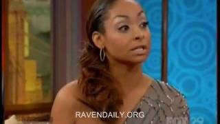 Raven-Symoné - The Wendy Williams Show - 5/13/2011