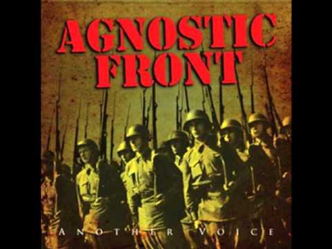 Agnostic Front - Fall Of The Parasite