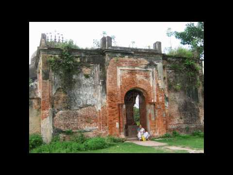 Two centuries old terracotta temple in West Bengal in distress