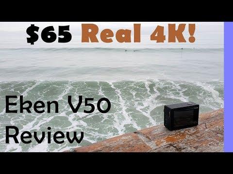 Eken Alfawise V50 Pro Review | Real 4K for under $70?!