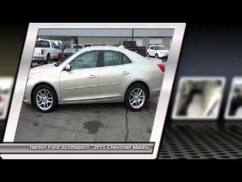 2015 Chevrolet Malibu Scottsboro AL 15A1209I