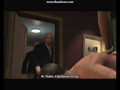 A Naked Man in GTA 4 EFLC Lost Damned