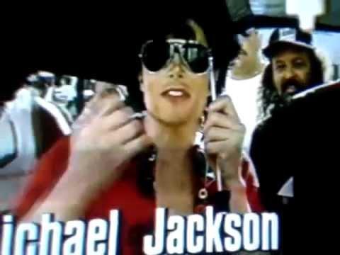 Michael Jackson says Hello to MTV Brasil - 1996 - Salvador - BA