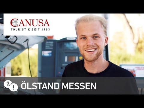 CANUSA erklärt: Ölstand messen & prüfen | CANUSA