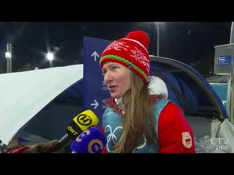 Серебро! Домрачева принесла вторую медаль Беларуси на Олипиаде-2018!