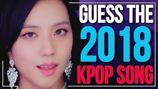 Download Lagu GUESS 2018 KPOP SONGS IN 1 SECOND !! 🤯🤯 | KPOP Challenge | Difficulty: Easy Gratis STAFABAND