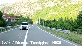 China's New Highway Could Make Or Break This Poor European Country (HBO)