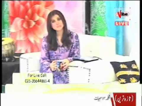 Subha Bakhair Vibe ke Saath 15 09 2012 Part 01